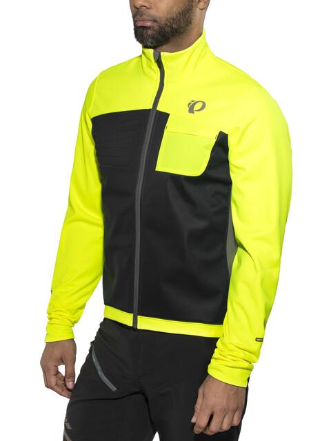 PEARL iZUMi Select Escape Jacket Men yellow/black
